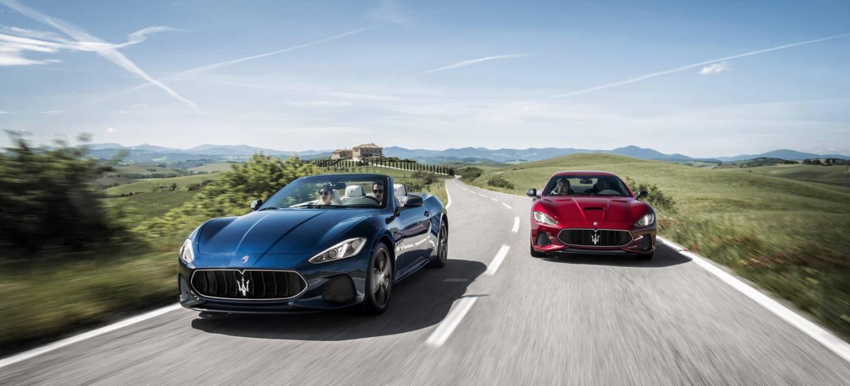 El Maserati Granturismo Un Modelo Con Mas De 10 Anos Aumento Un