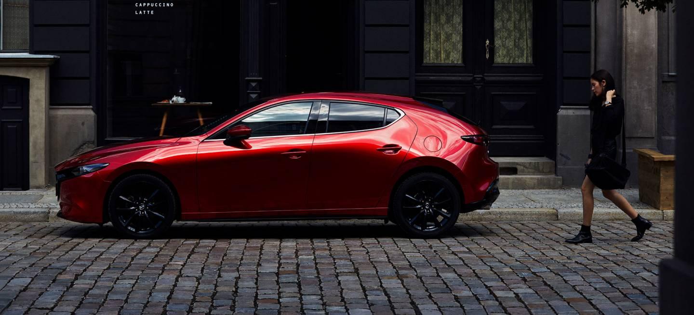 Mazda 3 Microhibrido