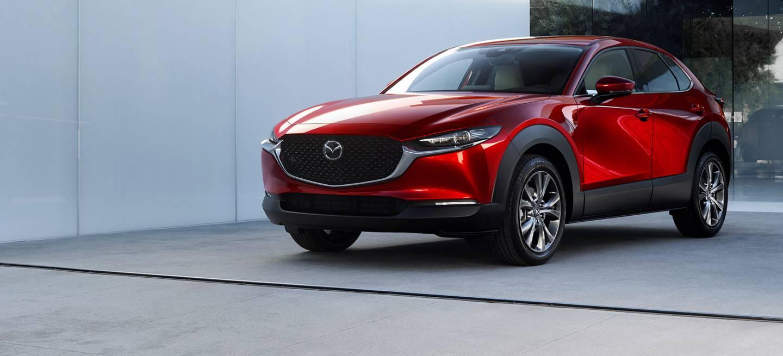 Mazda Cx 30 Skyactiv X 2019 01
