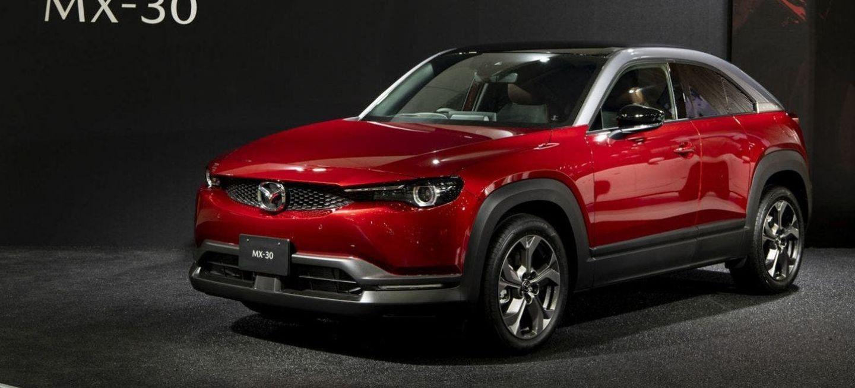 Mazda Mx 30 Termico P