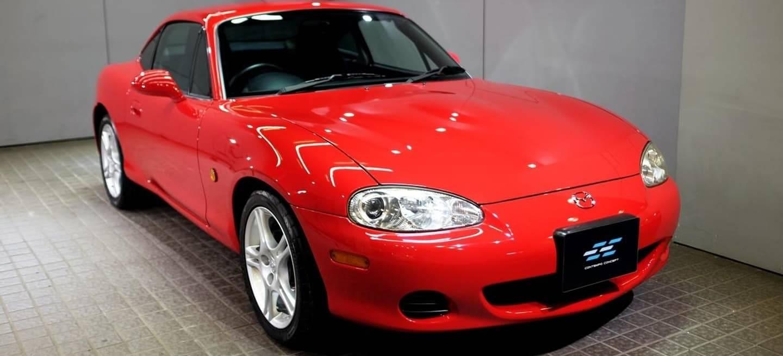 Mazda Mx 5 Coupe Type S 0219 003