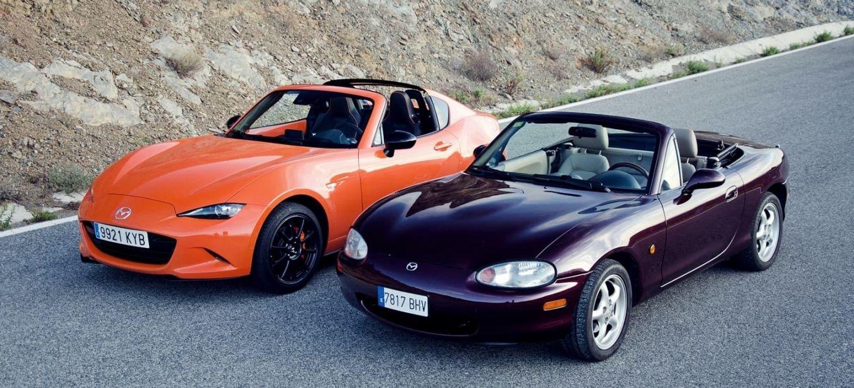 Mazda Mx 5 Nd Vs Nb Dcd 1019 045