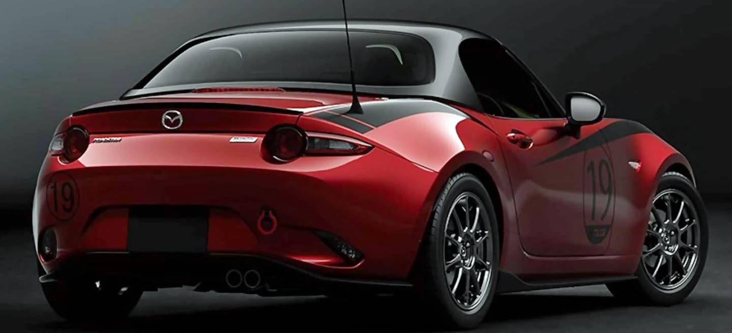 Mazda Mx 5 Roadster Drop Head Coupe Concept 1218 01
