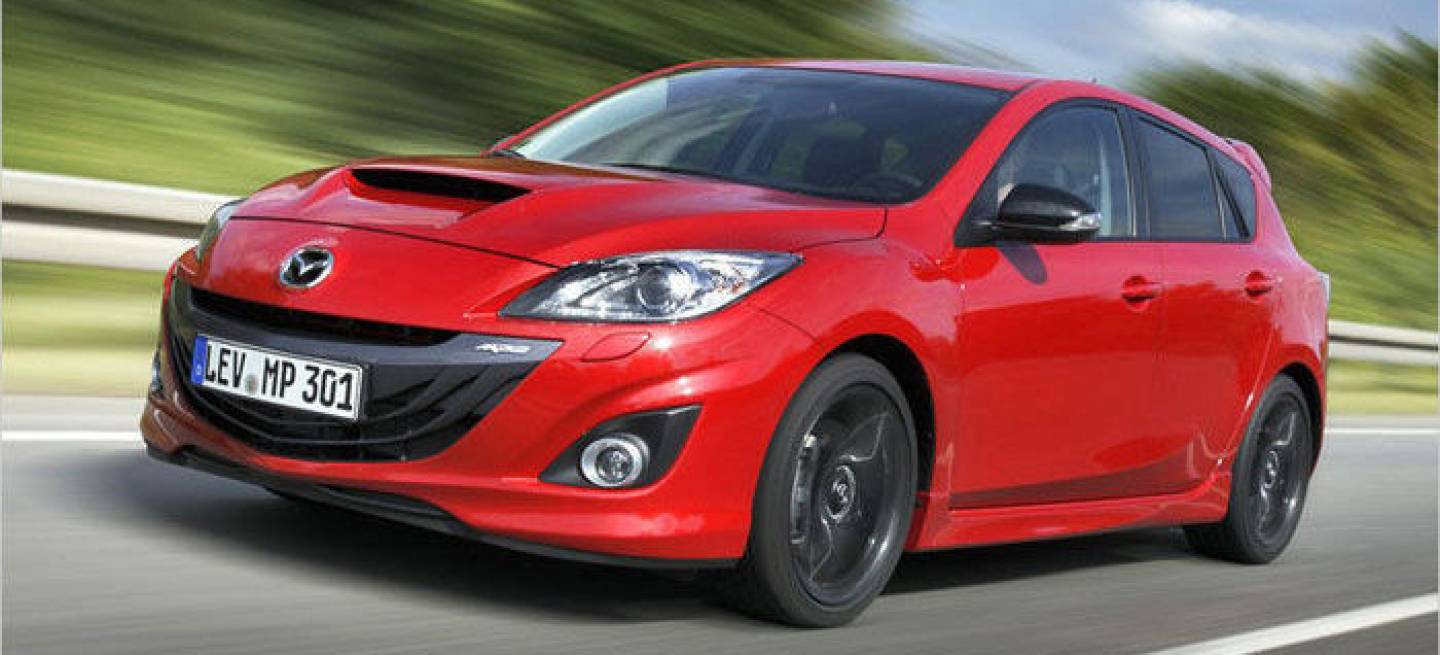 mazda 3 mps 2013 un look m s agresivo para el hot hatch japon s diariomotor. Black Bedroom Furniture Sets. Home Design Ideas