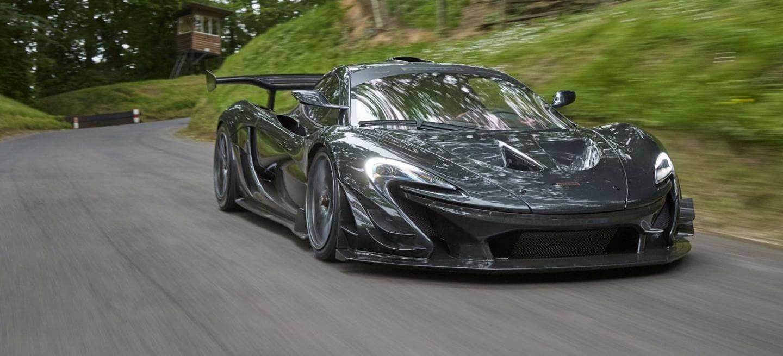 Mclaren P1 Lm Regresa El Mito De Le Mans Con 4 1 Unidades Diariomotor