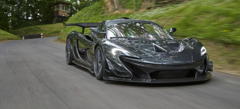 Resultado de imagen para McLaren P1 LM