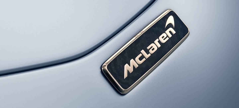 Mclaren Speedtail Logotipo 1018 01