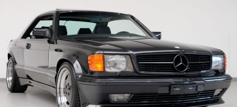 Mercedes 560 Sec Amg Widebody Dm 2