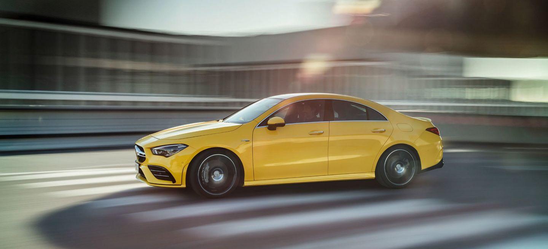 Cual Es La Diferencia Entre Mercedes Cla Y Clase A Sedan Diariomotor