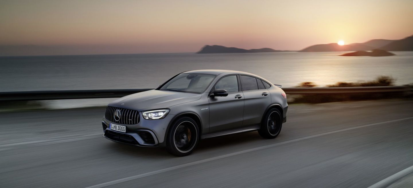 Mercedes Amg Glc 63 S 4matic+ Coupé (2019) Mercedes Amg Glc 63 S 4matic+ Coupé (2019)