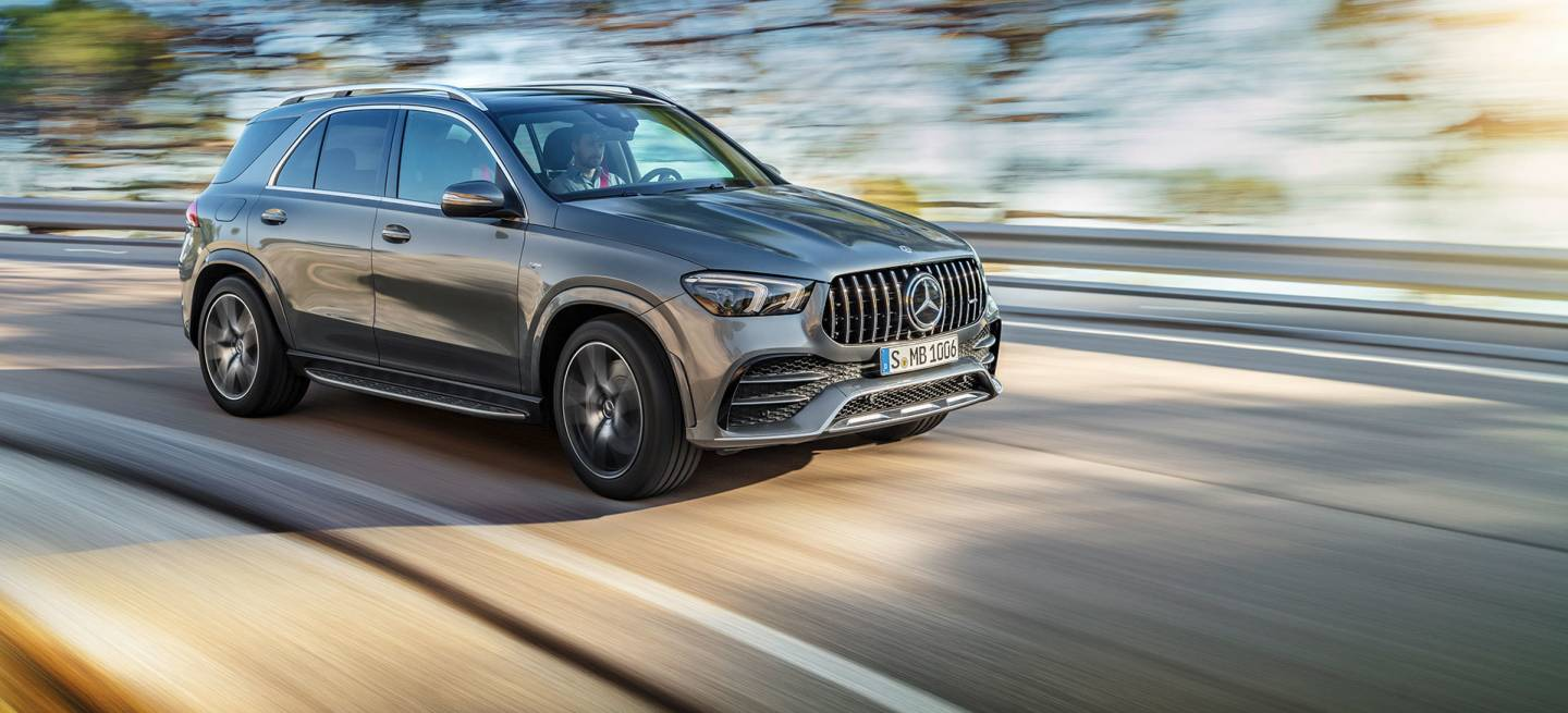 Mercedes Amg Gle 53 4matic 2019 Frontal Exterior