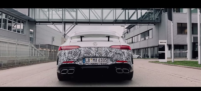 Mercedes Amg Gt Hibrido Dm 1