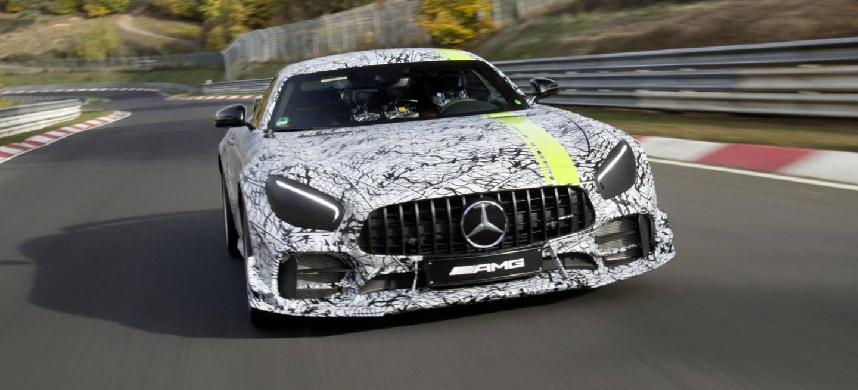 Mercedes Amg Gt R Pro 2