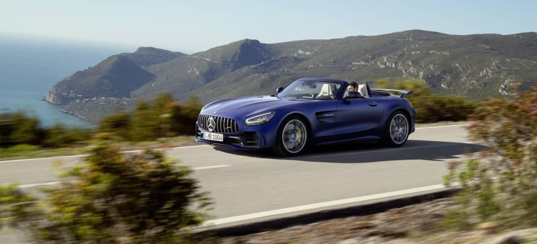 Mercedes Amg Gt R Roadster (2019) Mercedes Amg Gt R Roadster (2019)