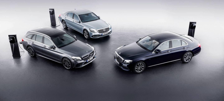 Mercedes Apuesta Diesel Hibridos Enchufables 01