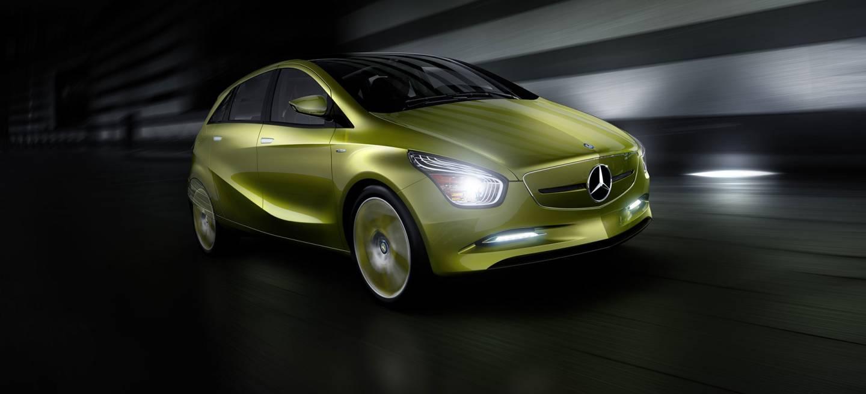 Mercedes Bluezero Concept Coche Electrico 03