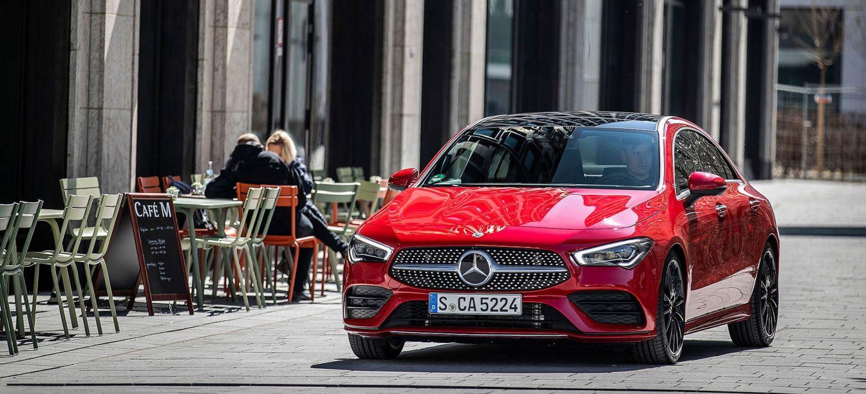 Asi Se Perfila La Gama Diesel Del Mercedes Cla 2019 Diariomotor