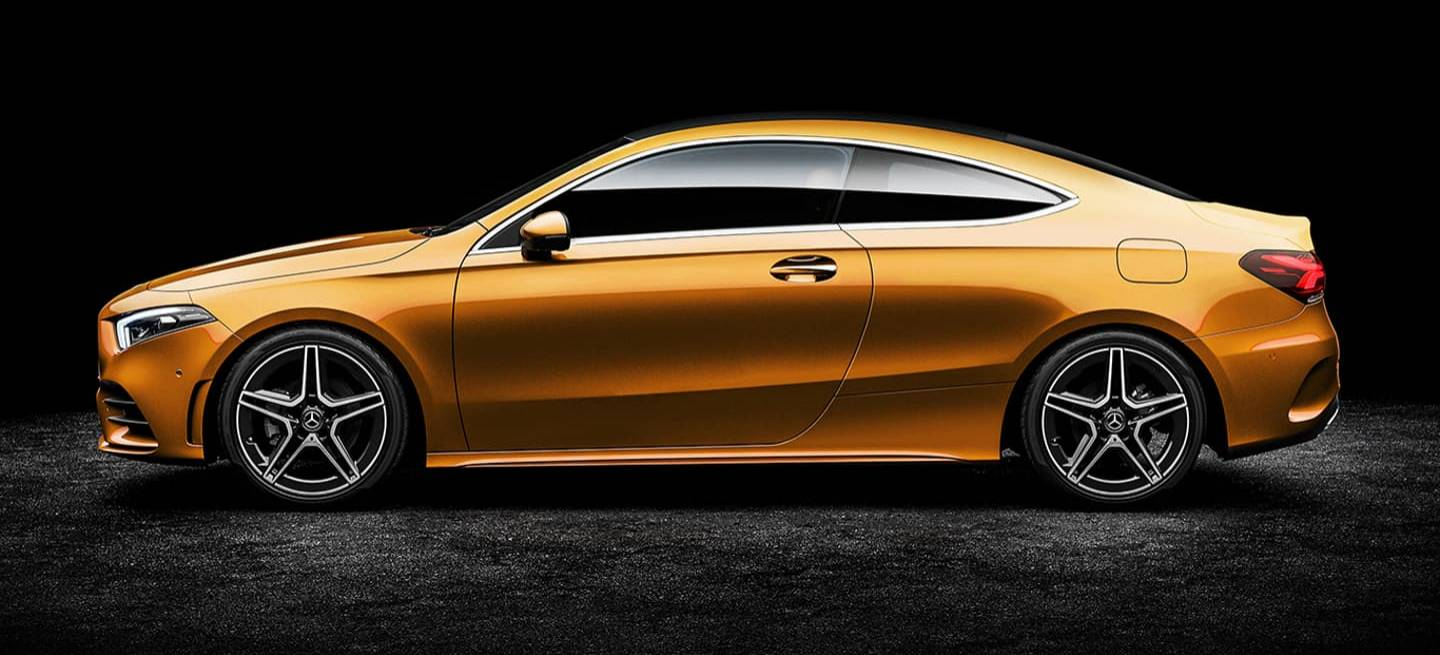Mercedes Clase A Coupe