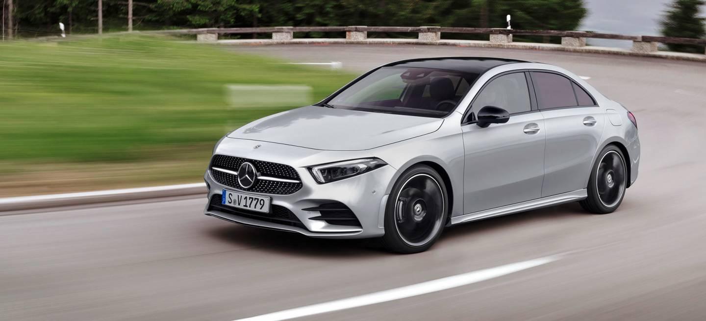 Mercedes Clase A Sedan 17 Precio
