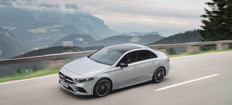 Mercedes Clase A Sedan 20