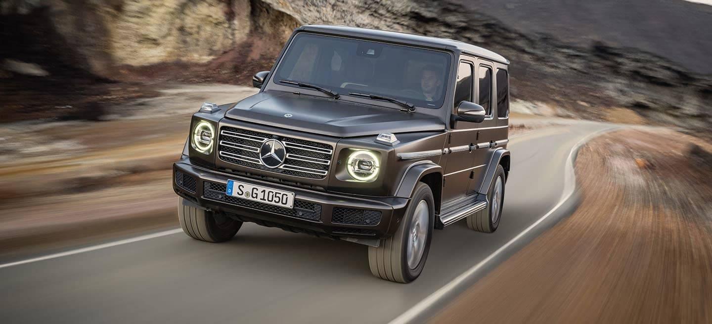 Las 6 Claves Del Nuevo Mercedes Clase G Para Ser Mejor Que Nunca Y El Mismo De Siempre 31 Fotos Diariomotor