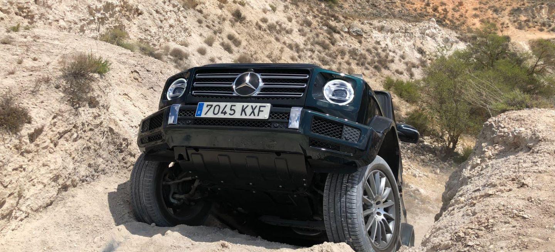 Mercedes Clase G Coronacion 01