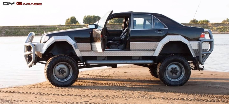 Mercedes Clase S Gaz 66