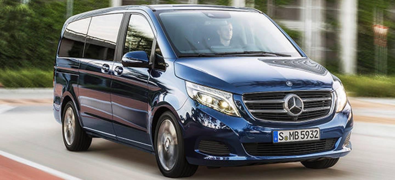 Bien connu Mercedes Clase V 2014: todo sobre el nuevo y lujoso shuttle VIP  DY13