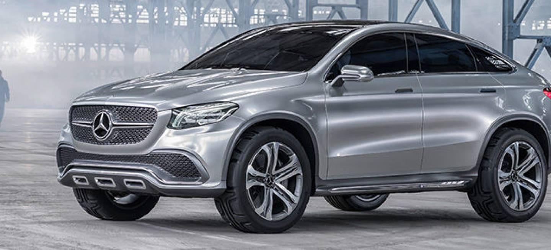Mercedes concept coup suv m s temprano que tarde for Mercedes benz modelos