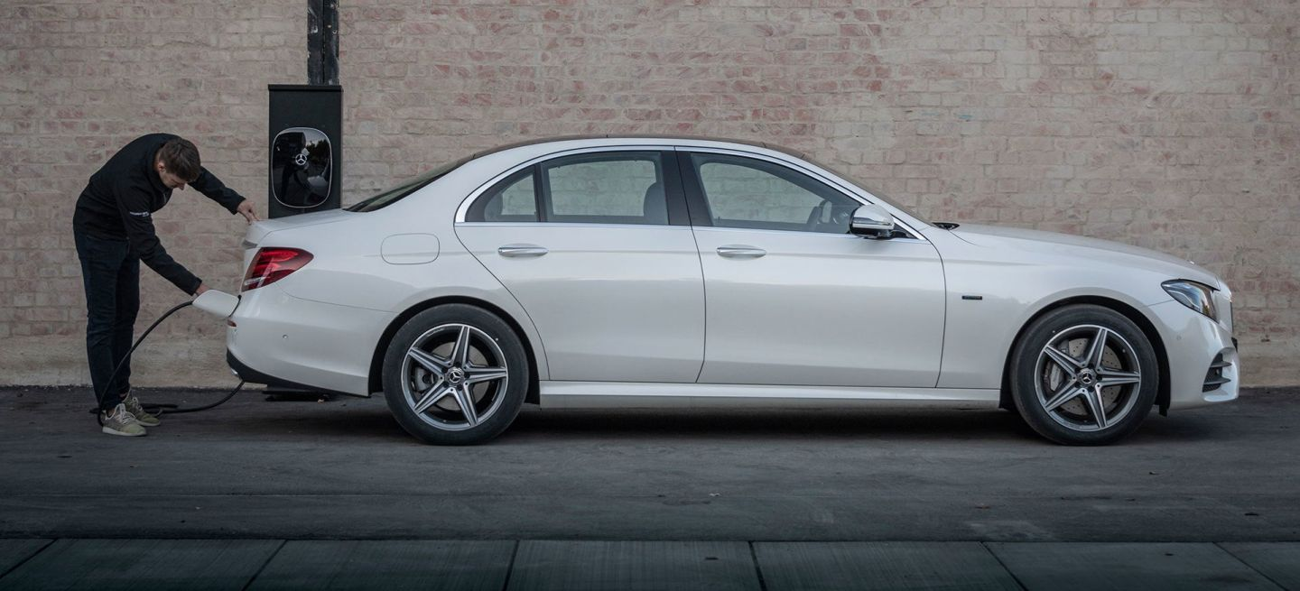 Mercedes E 300 De Diesel Enchufable 2019 20