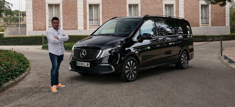 Mercedes Eqv 2020 Prueba Video