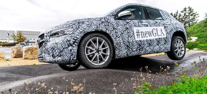 Mercedes Gla 2020 Adelanto 1