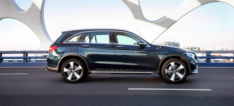 Mercedes Glc L Suv China P