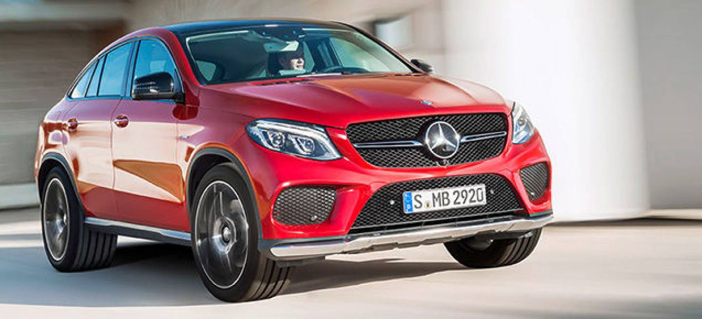 Mercedes gle coup 2015 mercedes benz ya tiene a su bmw for Mercedes benz in louisiana