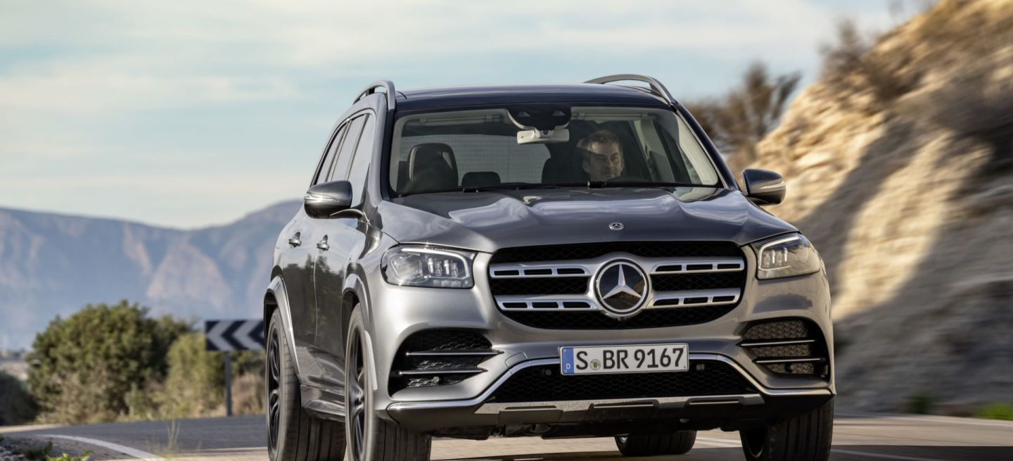 Der Neue Mercedes Benz Gls: Die S Klasse Unter Den Suv The New Mercedes Benz Gls: The S Class Of Suvs