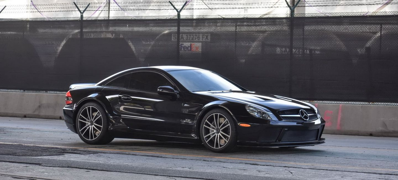 Mercedes Sl 65 Amg Black Series Dm 10