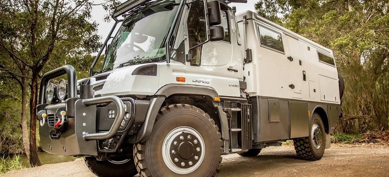 Mercedes Unimog Earthcruiser Camper 0819 004