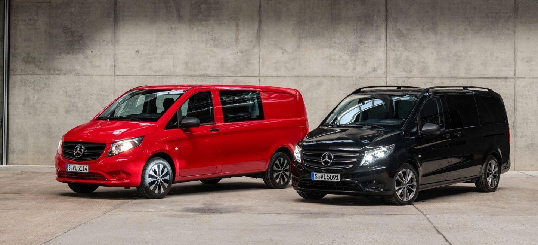 Mercedes Vito 2020 P