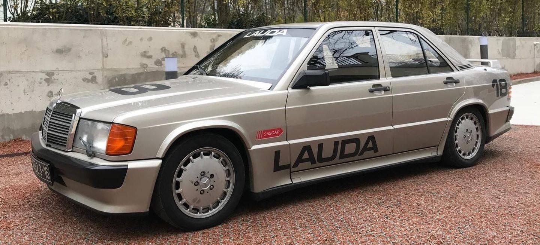 Mercedes 190 Lauda P