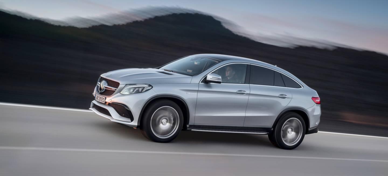 Mercedes Gle 63 Amg Coupe 4matic Listo Para Enfrentarse