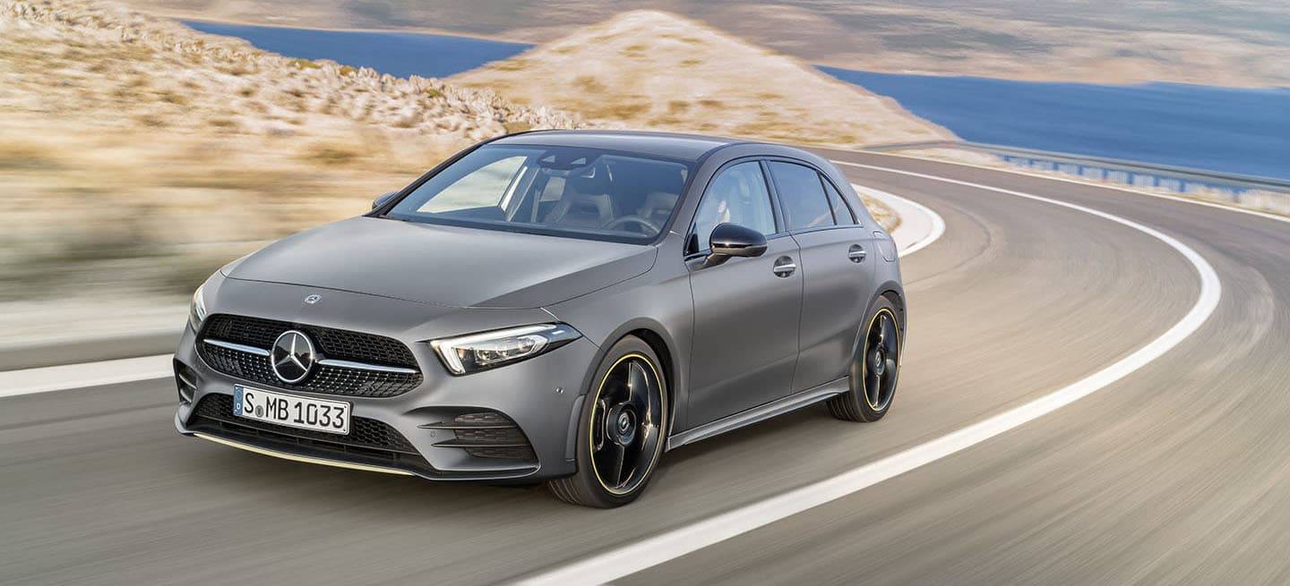 As es el nuevo mercedes clase a edition 1 una edici n for Mercedes benz clase a 2018