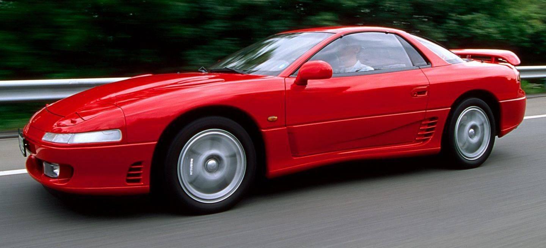 Mitsubishi 3000gt Historia P