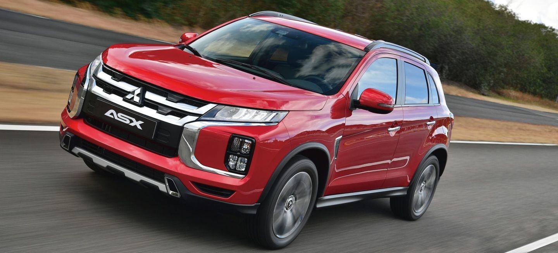 Mitsubishi Asx 2019 4