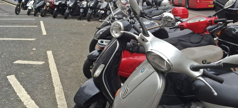 Moto Acera Ciudad Scooters