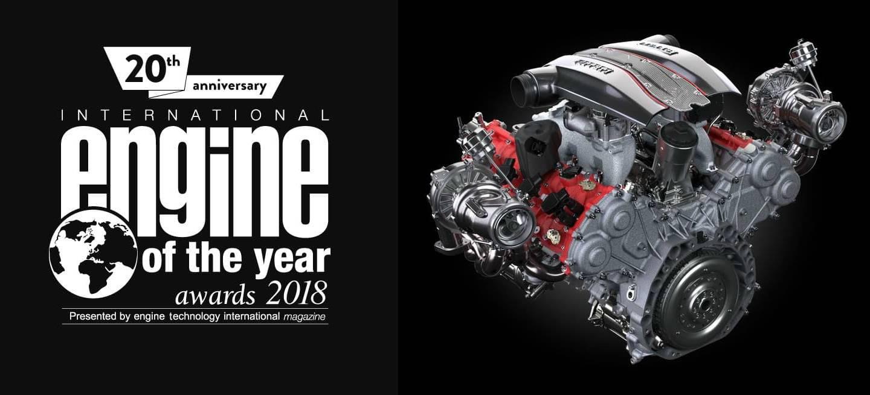 Motor 2018