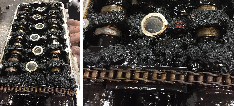 Ford Escape Oil Change No te lo vas a creer: este es el aspecto del motor de un ...
