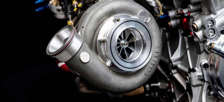 Motor Turbo Audi Dtm 1