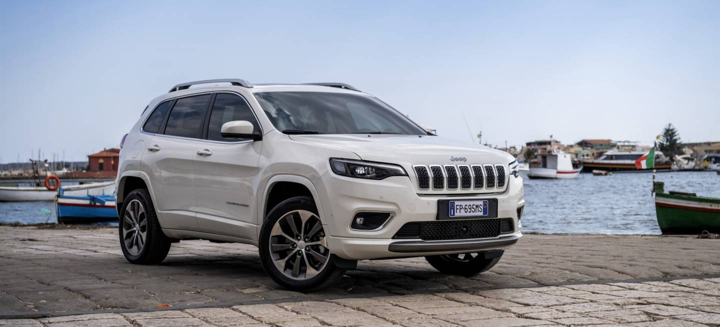 New Jeep Cherokee Overland 7