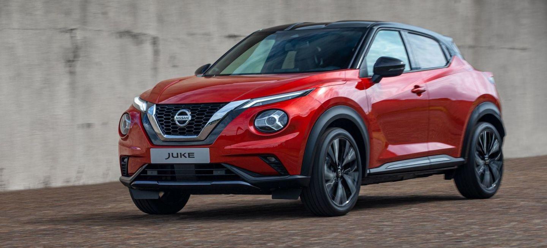 Nissan Juke 2020 P