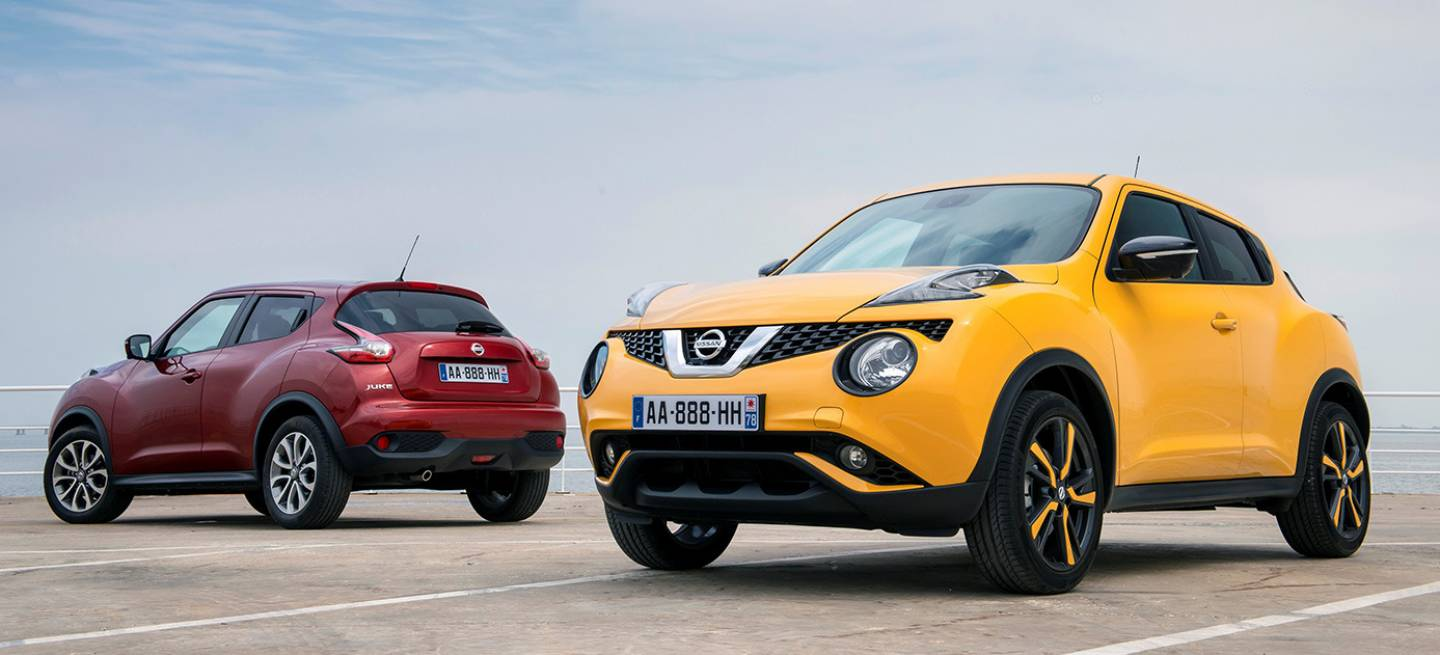 en camino un nuevo nissan juke m s europeo que nunca diariomotor. Black Bedroom Furniture Sets. Home Design Ideas